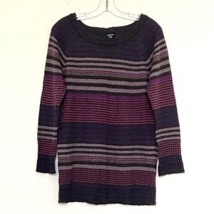 Canyon River Blues Striped Sweater